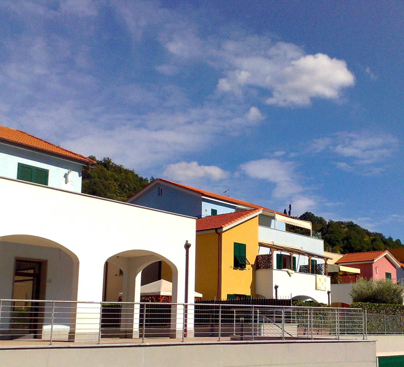 Appartamento Calice Ligure centro paese