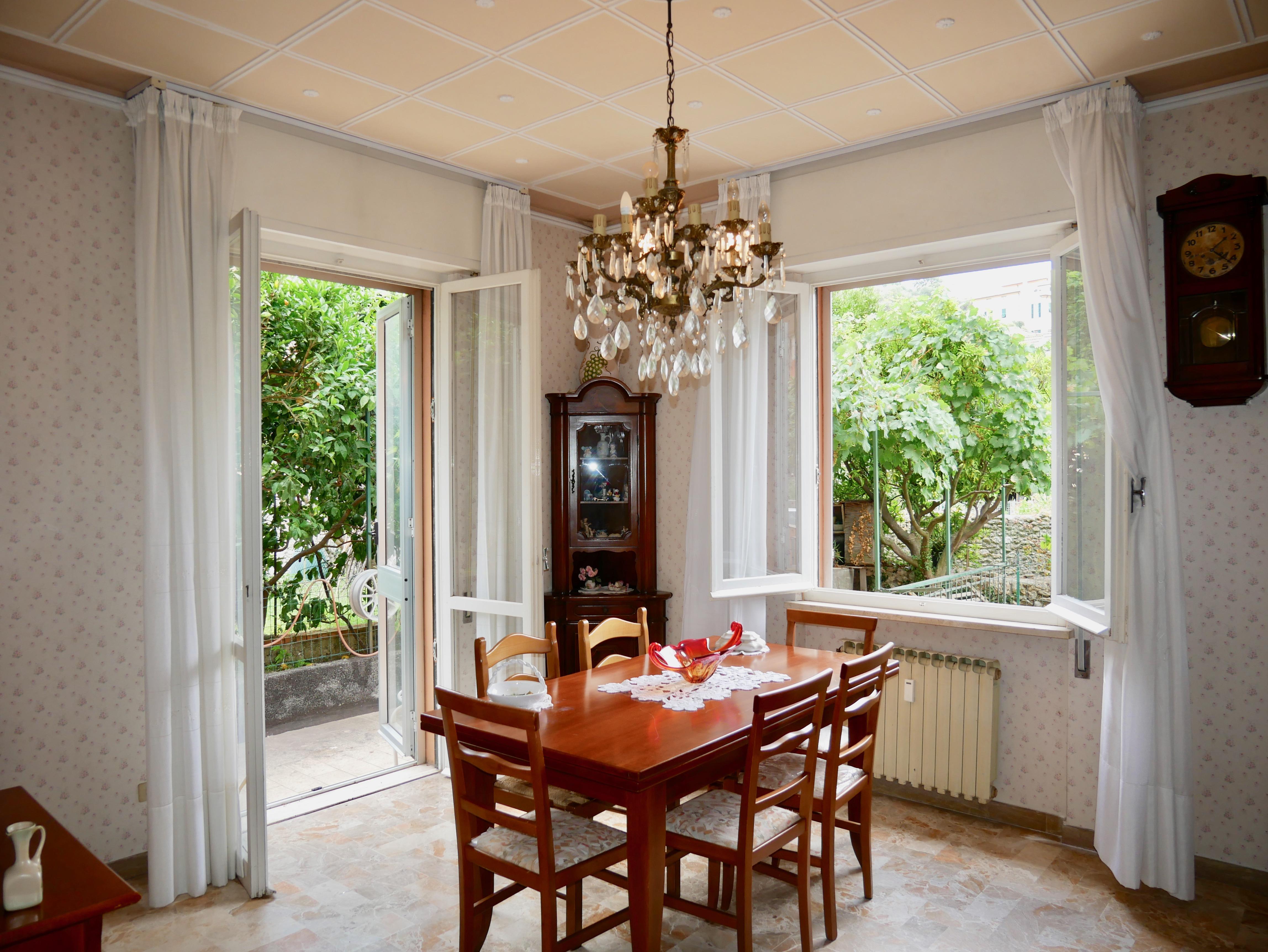 Spazioso appartamento in vendita a Finalborgo